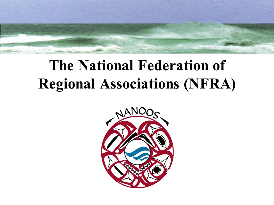 The National Federation of Regional Associations (NFRA)