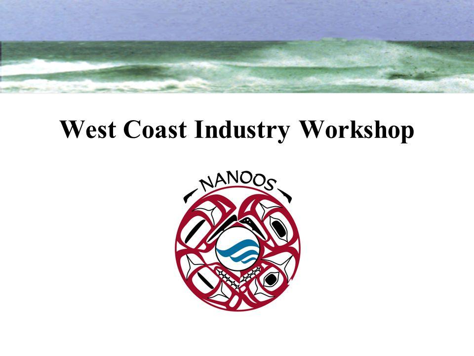 West Coast Industry Workshop