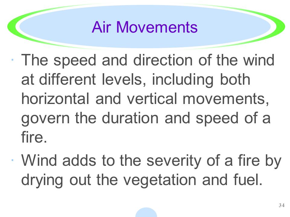 Air Movements