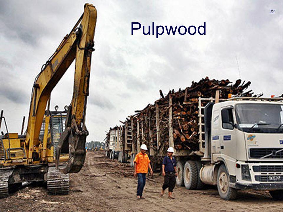 22 22 Pulpwood