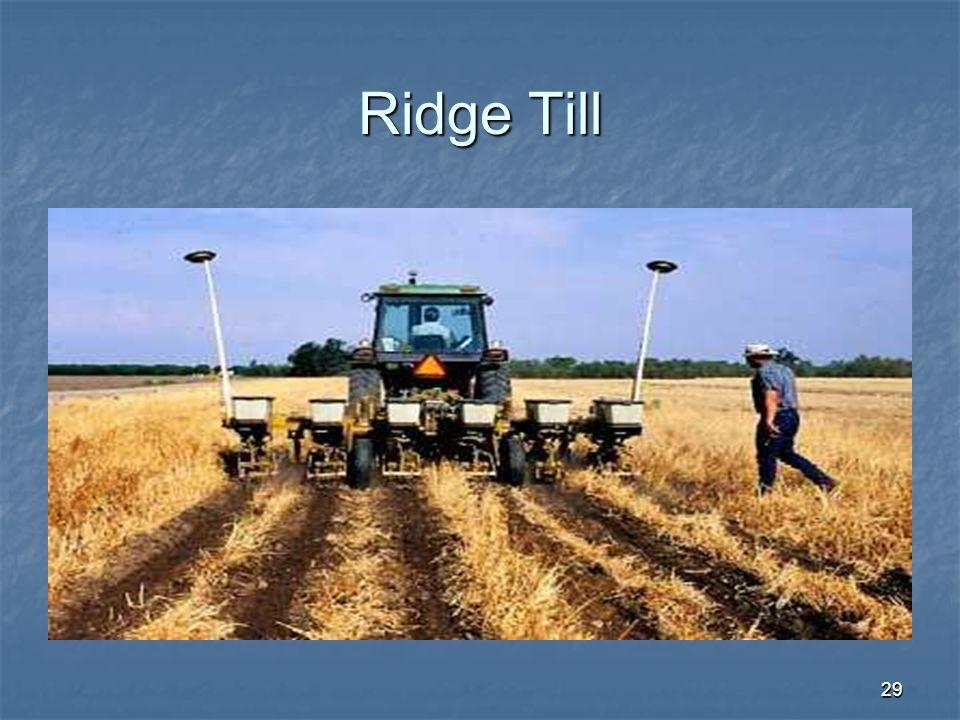 Ridge Till