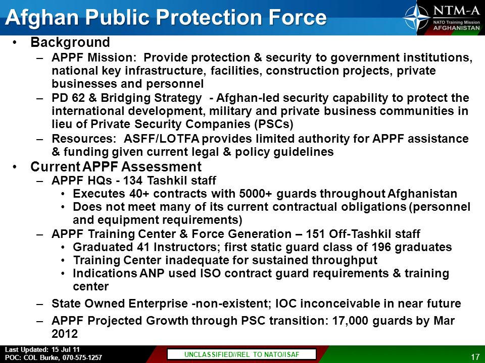 Afghan Public Protection Force