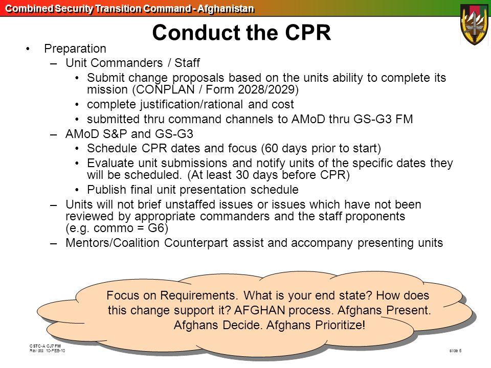 Afghans Decide. Afghans Prioritize!