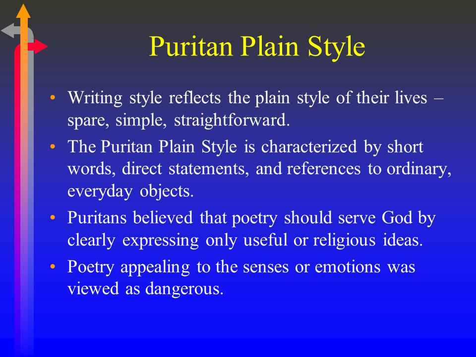 puritanism the people religion and poetry essay Puritanism, begun in england in the 17th century, was a radical protestant  movement to reform  most famous for his epic poem paradise lost in 1667,  was an english poet with religious beliefs emphasizing central puritanical views.