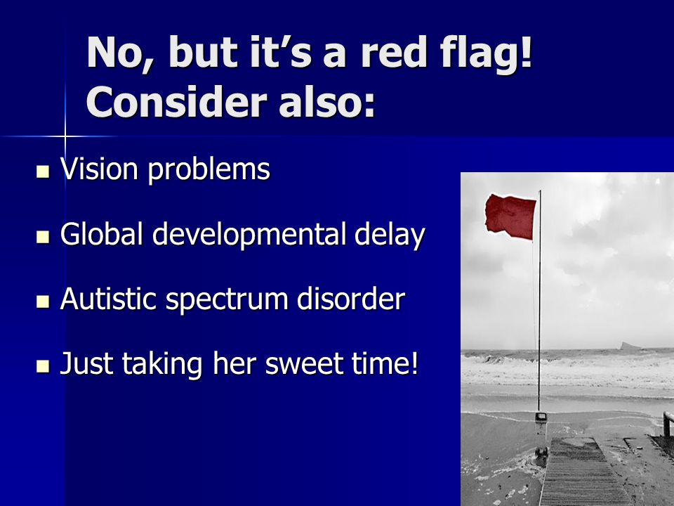 No, but it's a red flag! Consider also: