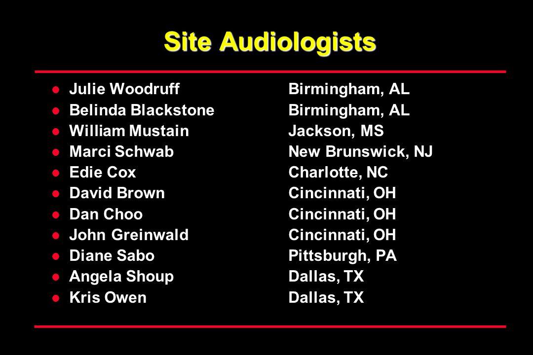 Site Audiologists Julie Woodruff Birmingham, AL