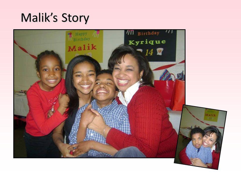 Malik's Story