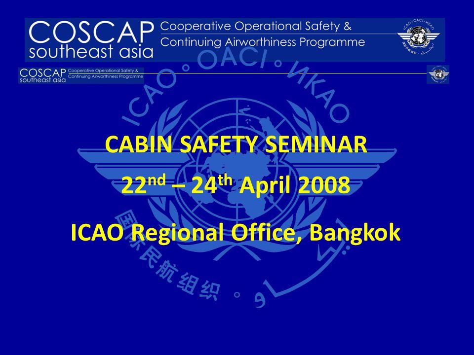 ICAO Regional Office, Bangkok