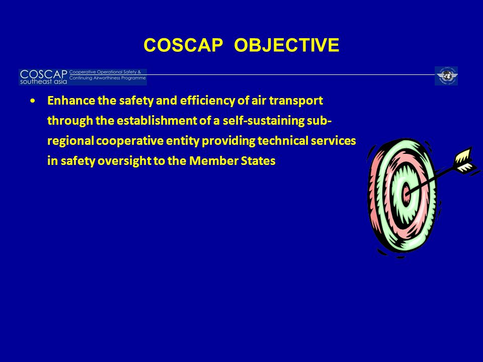 COSCAP OBJECTIVE