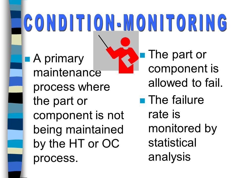 CONDITION-MONITORING