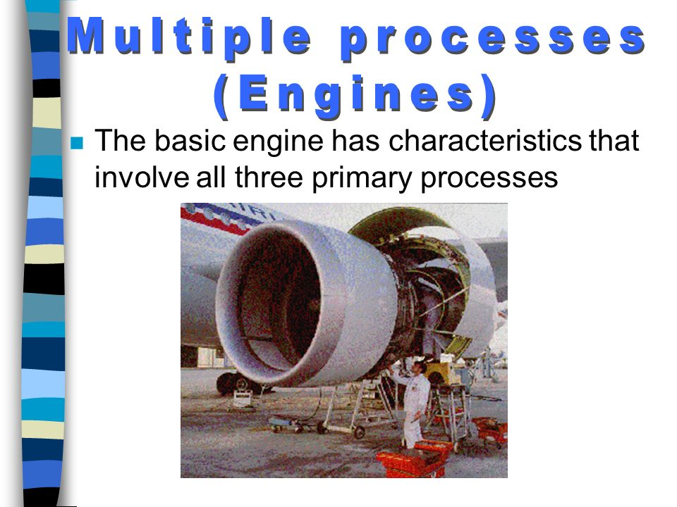 Multiple processes (Engines)