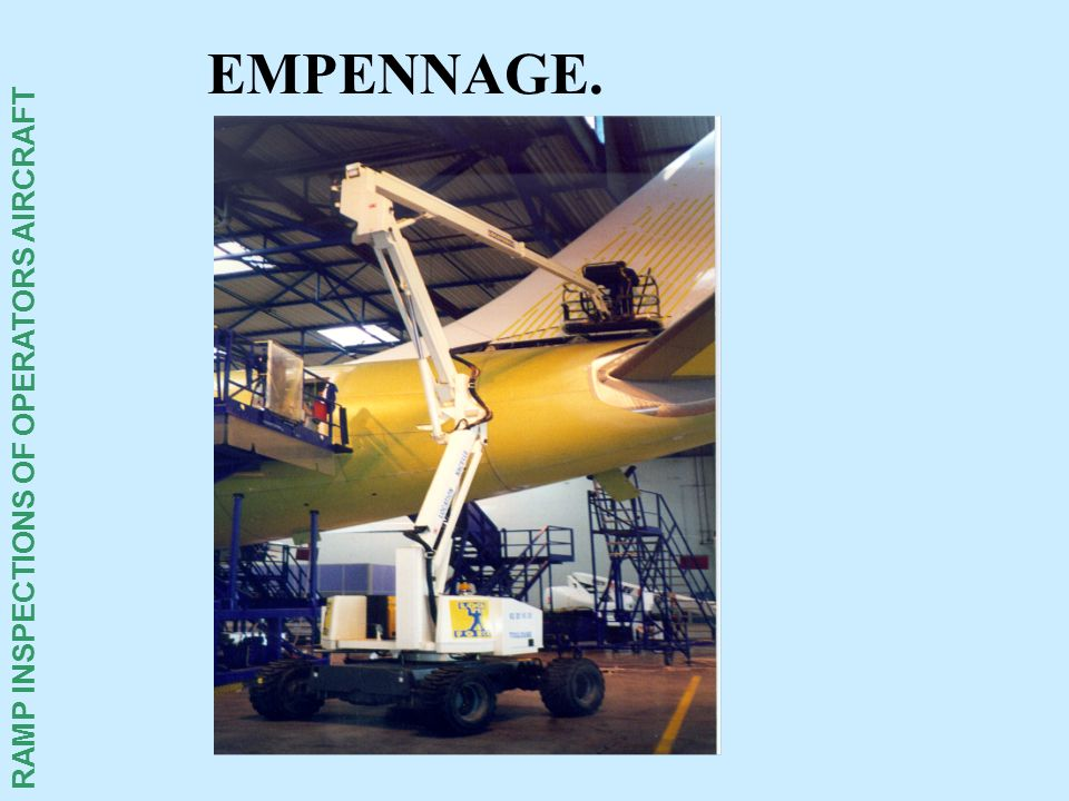 EMPENNAGE.