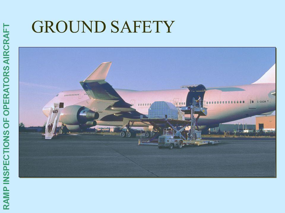 GROUND SAFETY