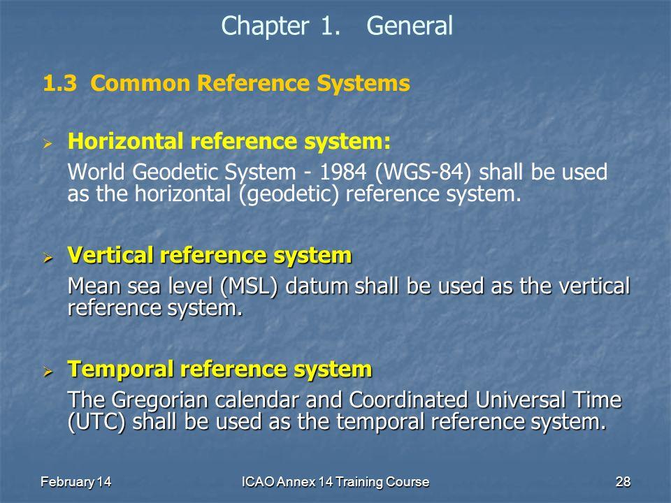 ICAO Annex 14 Training Course