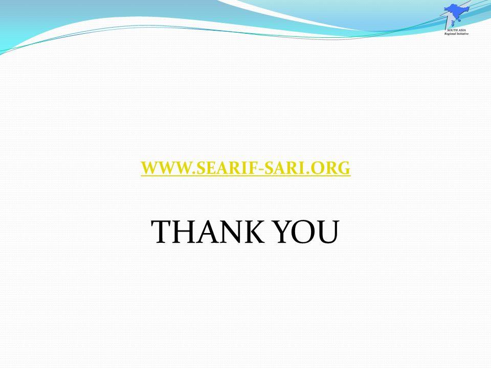 WWW.SEARIF-SARI.ORG THANK YOU