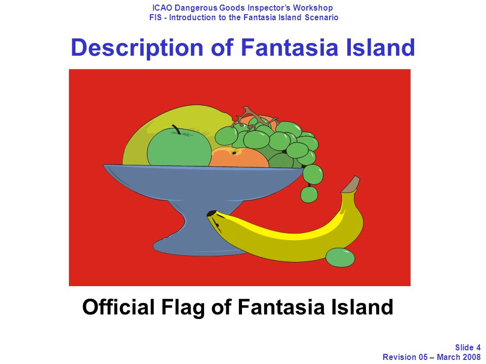 Description of Fantasia Island