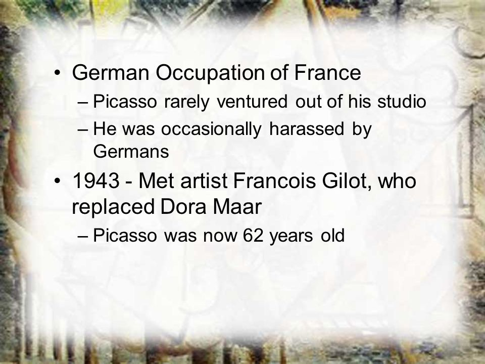 German Occupation of France