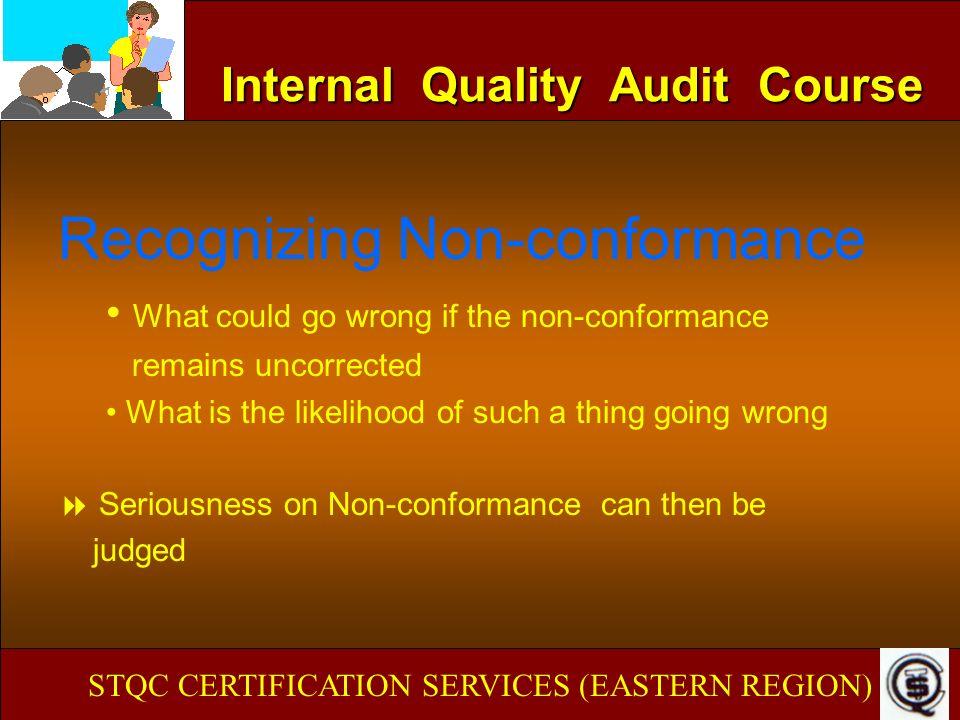 Internal Quality Audit Course