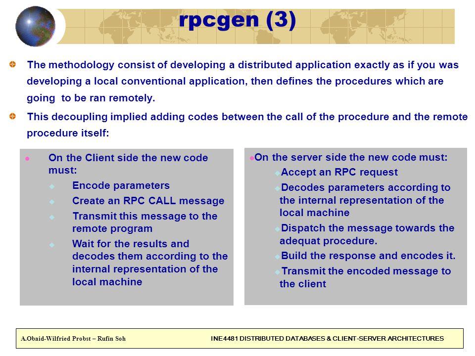 rpcgen (3)