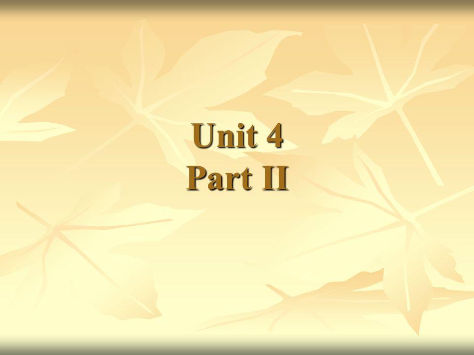 unit 4 perd
