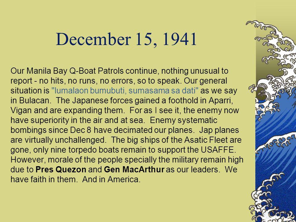 December 15, 1941