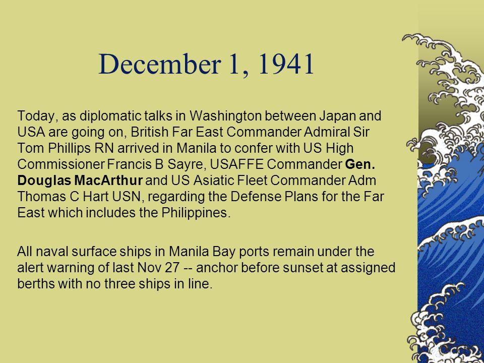 December 1, 1941