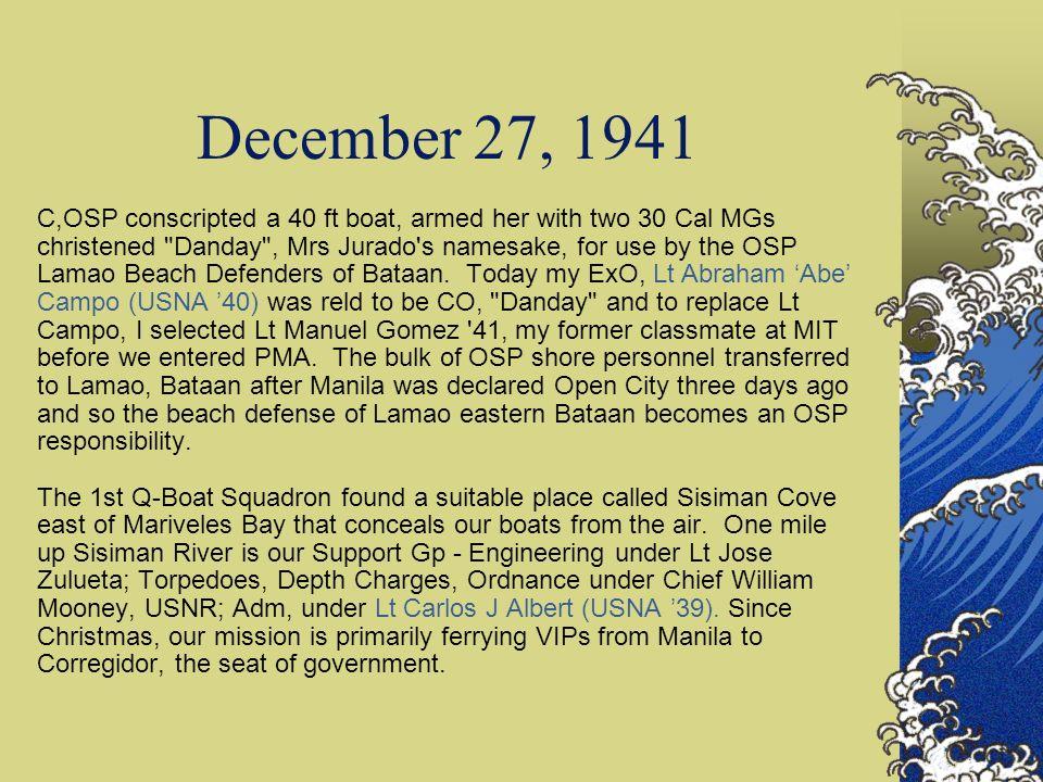 December 27, 1941