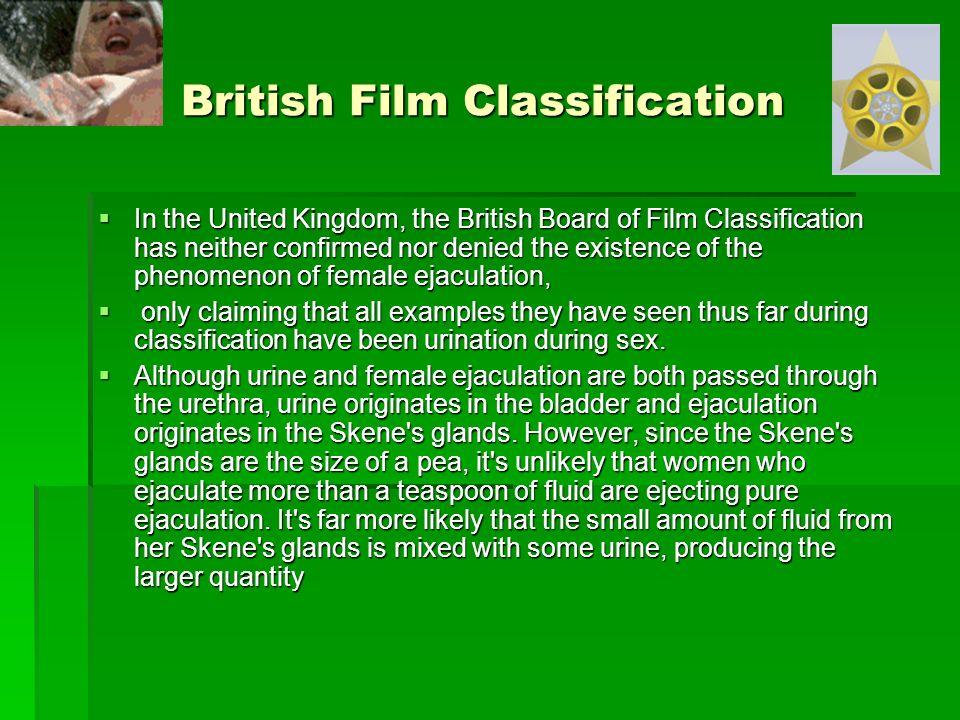 British Film Classification