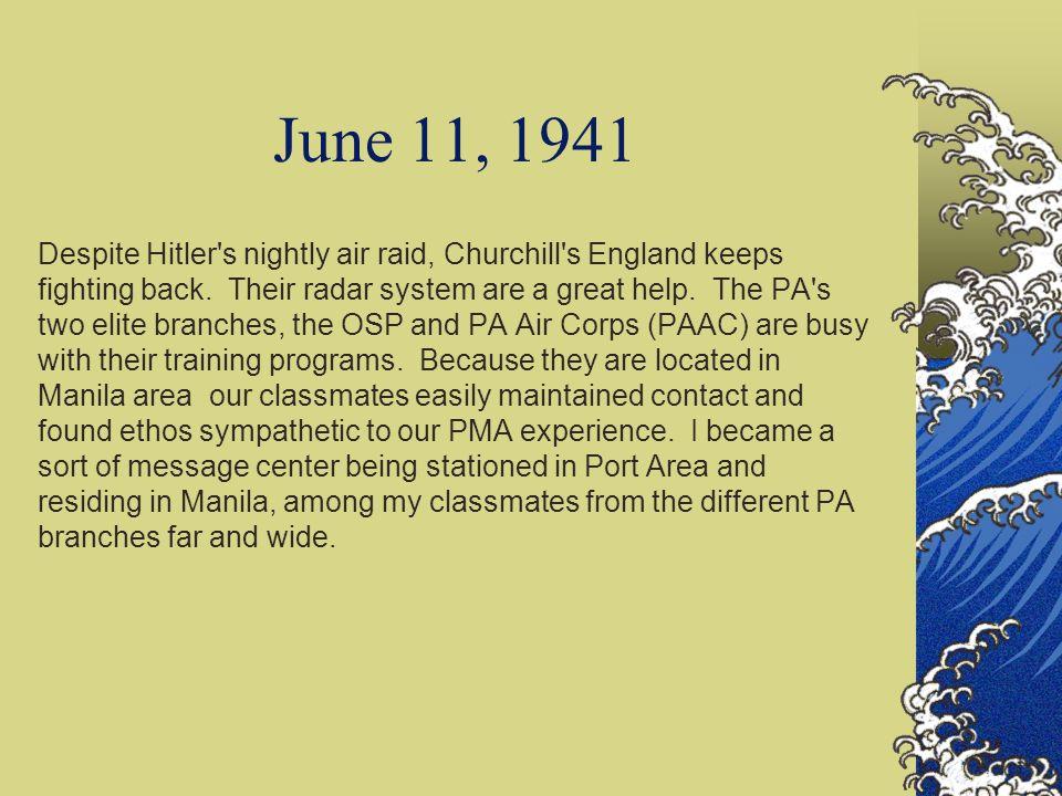 June 11, 1941