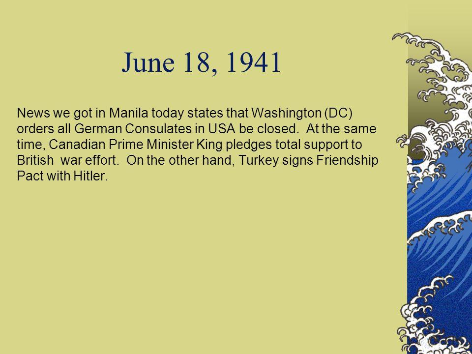June 18, 1941