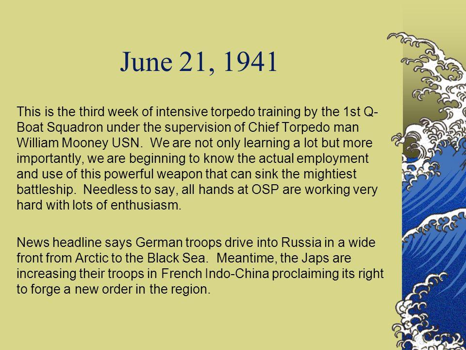 June 21, 1941