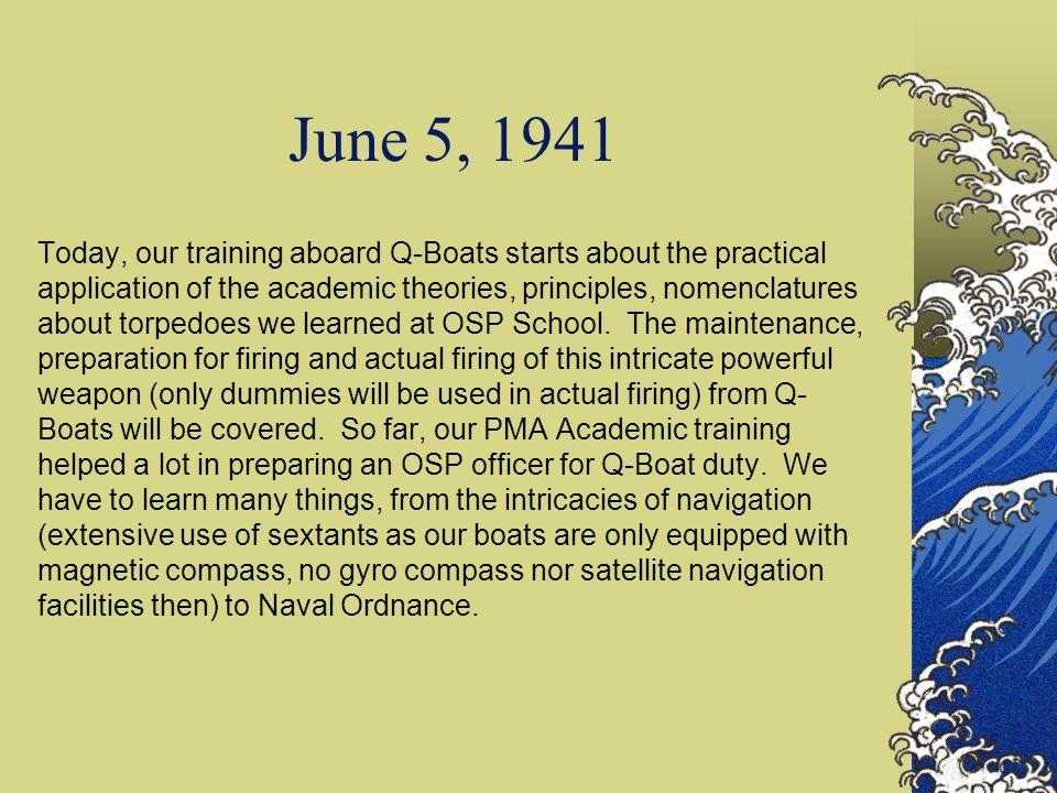June 5, 1941