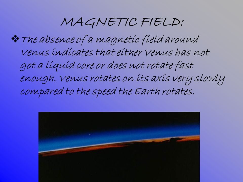 MAGNETIC FIELD: