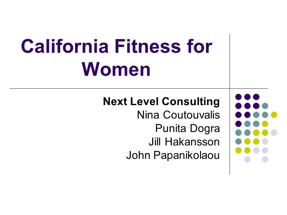 California Fitness for Women