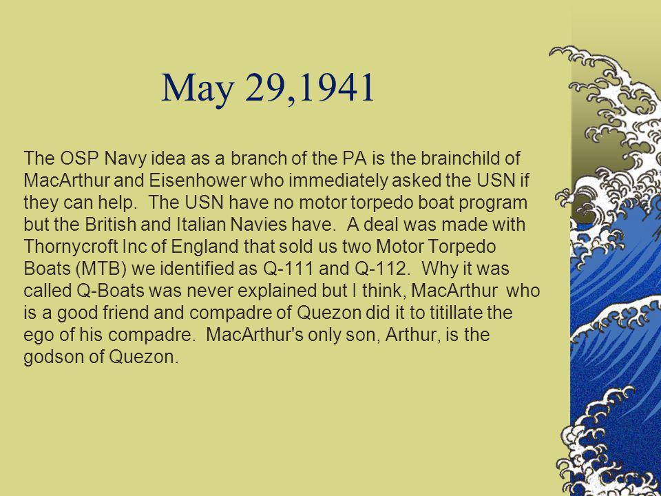 May 29,1941