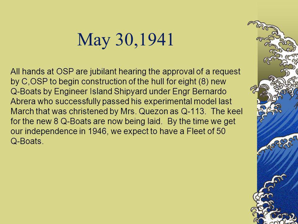 May 30,1941