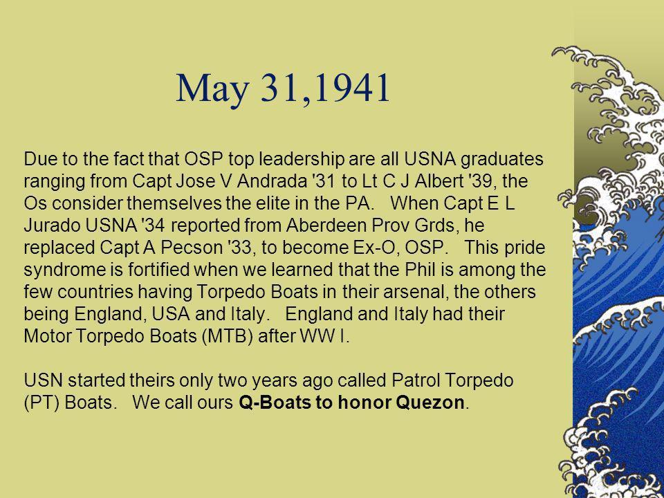 May 31,1941