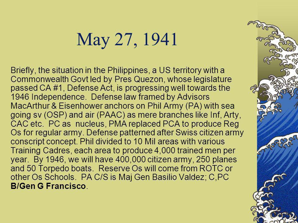 May 27, 1941
