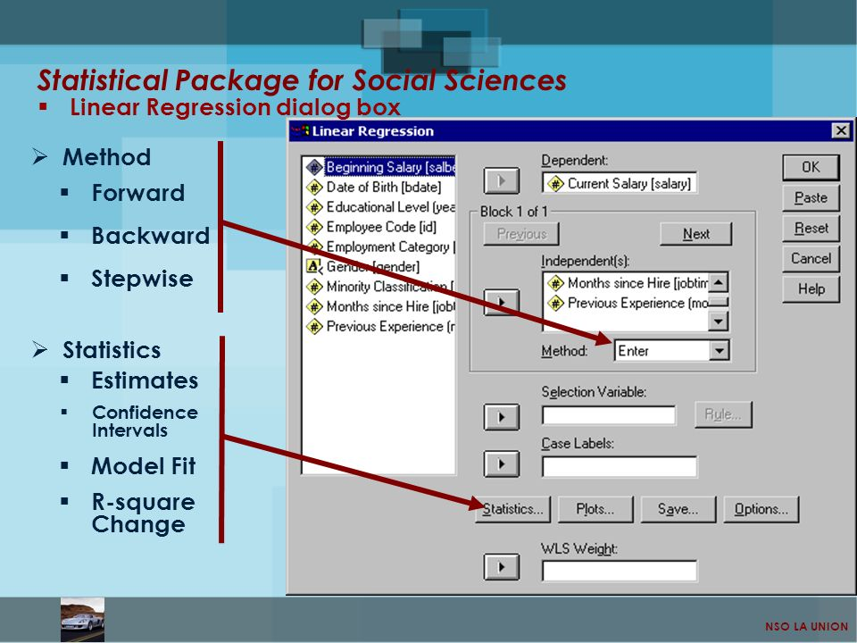Statistical Package for Social Sciences