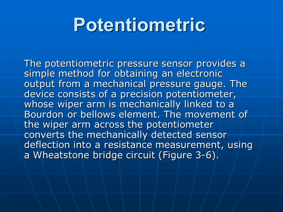 Potentiometric