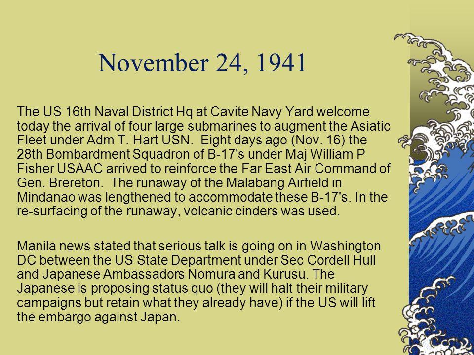 November 24, 1941
