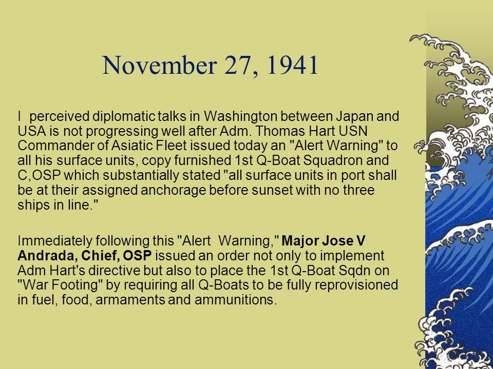November 27, 1941