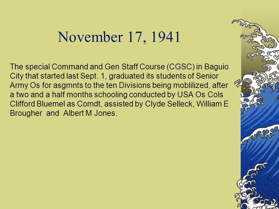 November 17, 1941