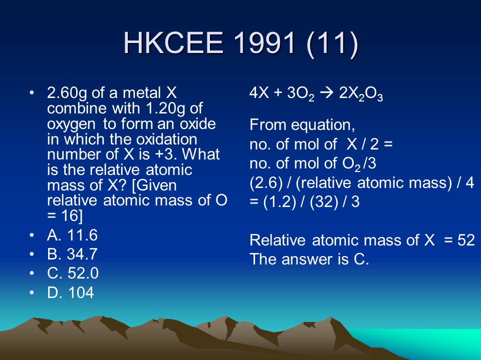 HKCEE 1991 (11)