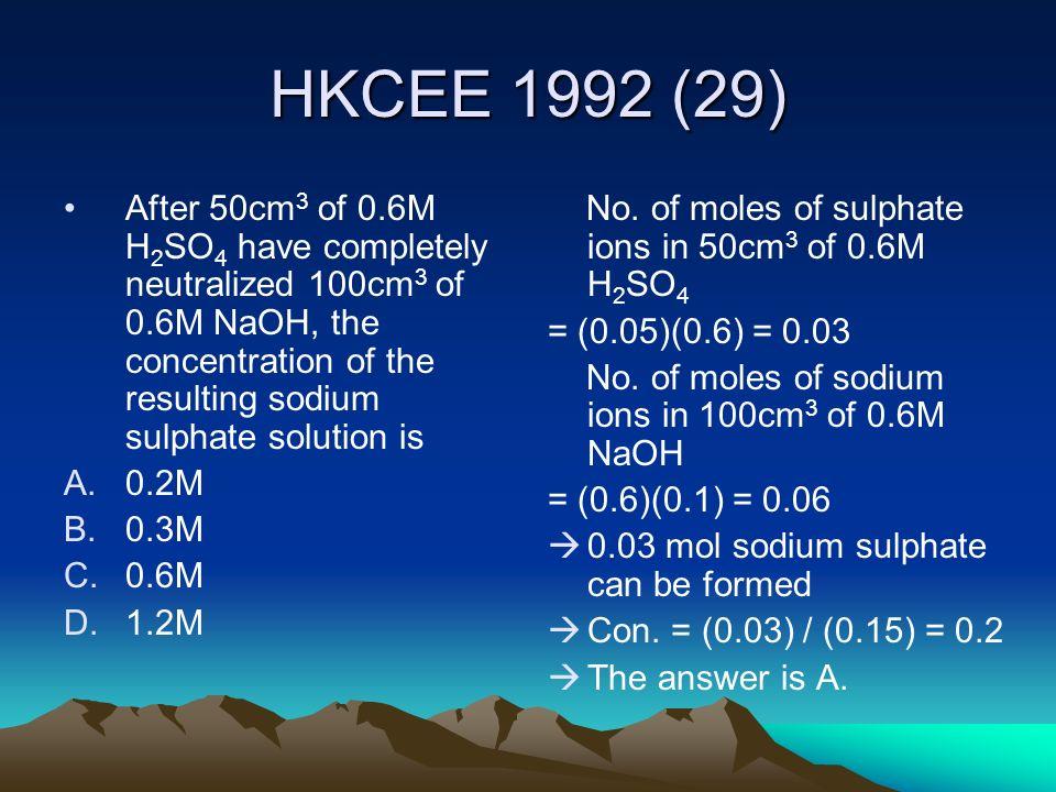 HKCEE 1992 (29)