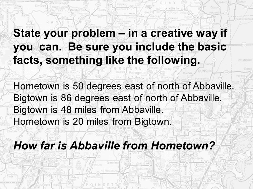 How far is Abbaville from Hometown