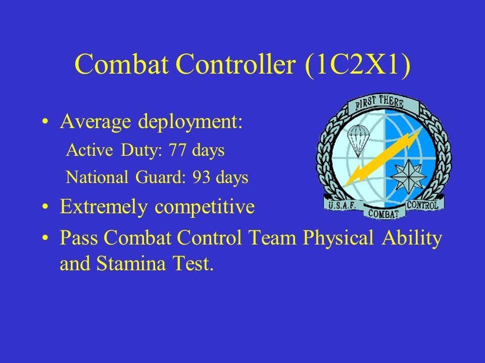 Combat Controller (1C2X1)
