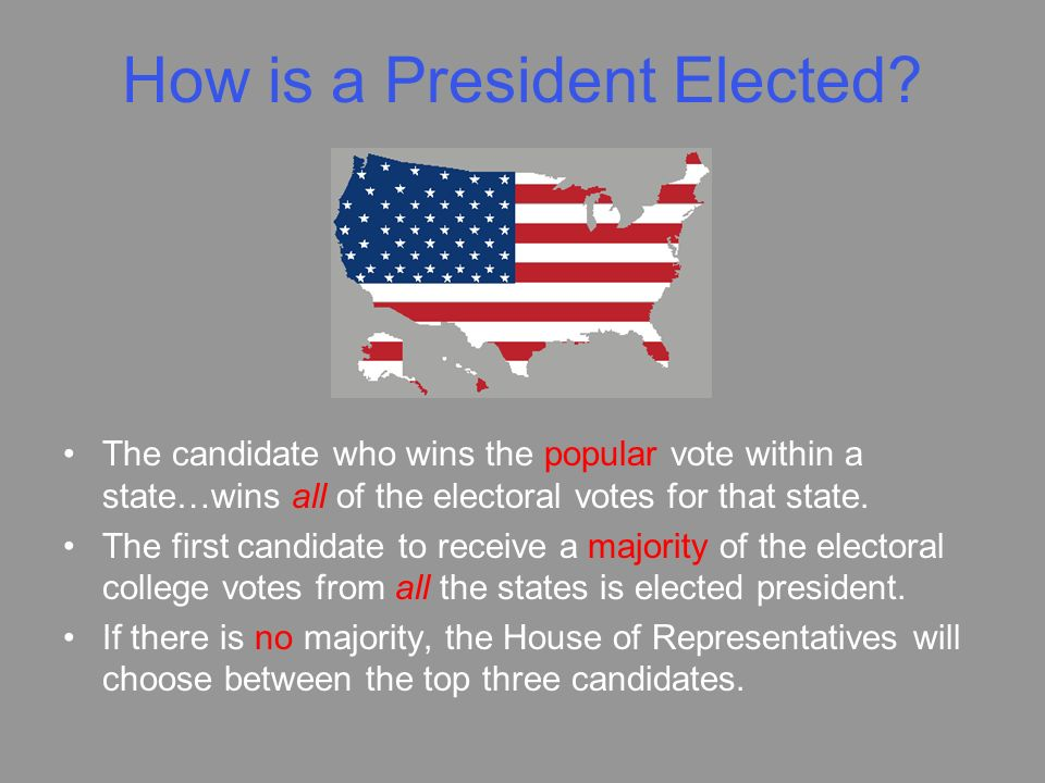 How is a President Elected