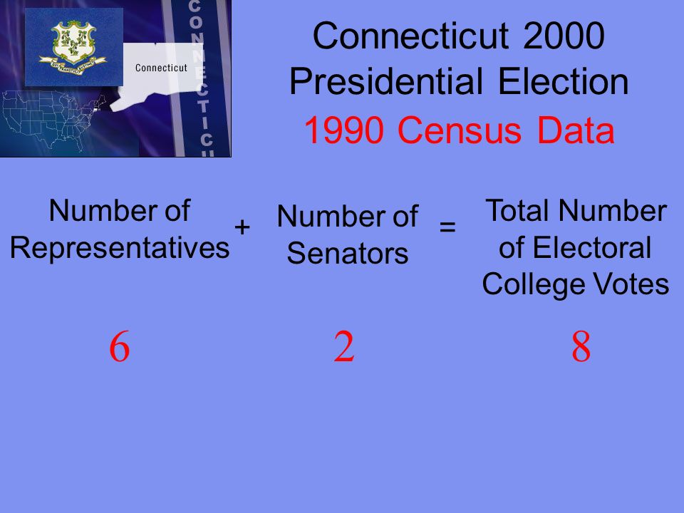 Connecticut 2000 Presidential Election