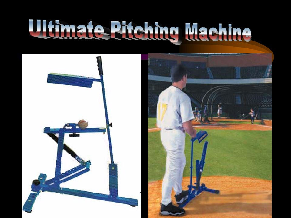 Ultimate Pitching Machine